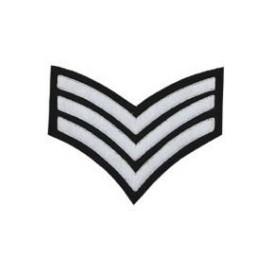 GHW-03 Sargeant Stripes Badges