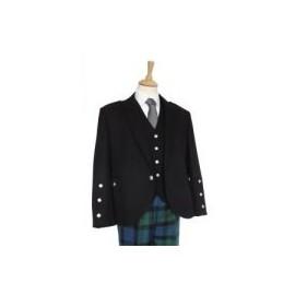 GHW-02 Argyll Jacket with waistcoat in Baratheasss