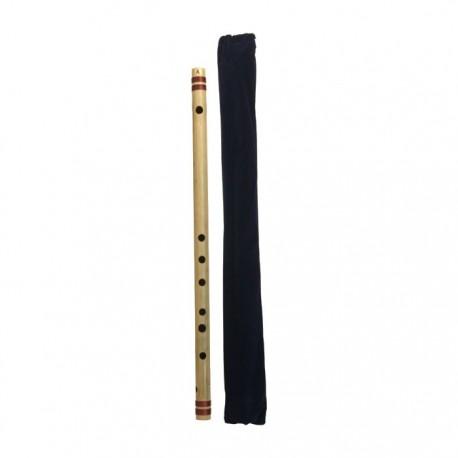 "Bansuri, Professional Flute in A, 22"""